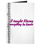 I Taught Kinsey Journal