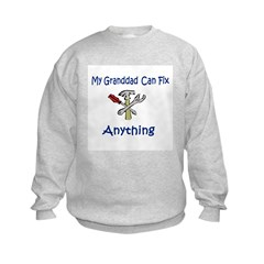 My Granddad Can Fix Anything Sweatshirt