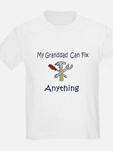 My Granddad Can Fix Anything T-Shirt