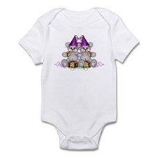 BIRTHDAY TWINS Infant Bodysuit