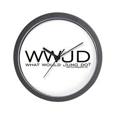 What Would Jung Do? Wall Clock