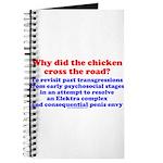 Chicken Elektra Journal