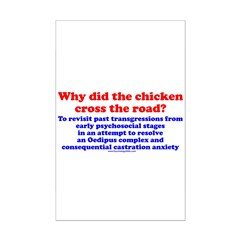 Chicken Oedipus Posters