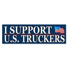 I Support U.S. Truckers