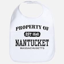 Property of Nantucket Bib