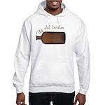 I Dig Old Bottles Hooded Sweatshirt