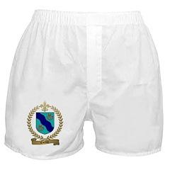 CORBIN Family Crest Boxer Shorts