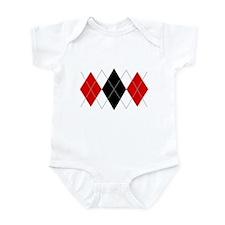 Argyle Classic Triple Infant Bodysuit