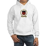 CORPORON Family Crest Hooded Sweatshirt