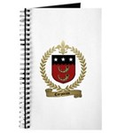 CORPORON Family Crest Journal