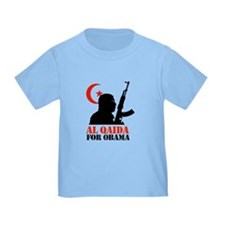 Al Qaida for Obama T