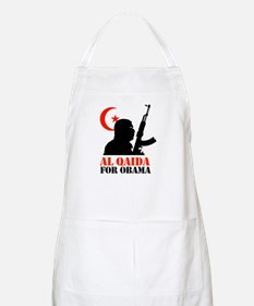 Al Qaida for Obama BBQ Apron