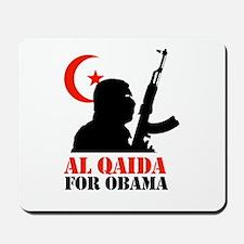 Al Qaida for Obama Mousepad