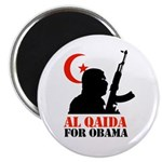 Al Qaida for Obama Magnet