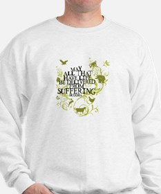 Buddha Vine - Animals Sweatshirt