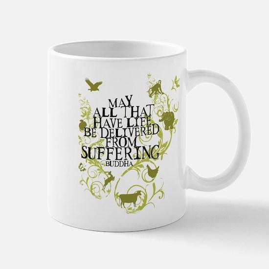Buddha Vine - Animals Mug