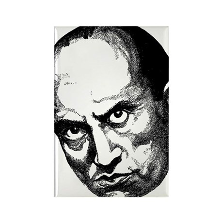 Benito Mussolini Rectangle Magnet (100 pack)