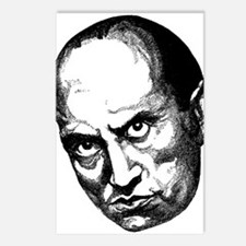 Benito Mussolini Postcards (Package of 8)