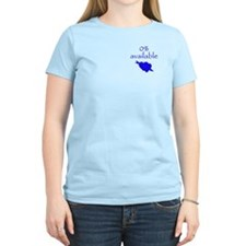 Romantic 0% Available T-Shirt