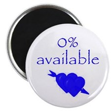 Romantic 0% Available Magnet