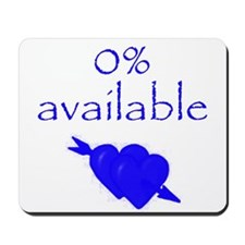 Romantic 0% Available Mousepad