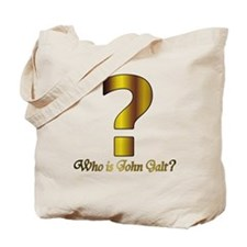 Who is John Galt Tote Bag