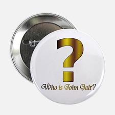 "Who is John Galt 2.25"" Button"