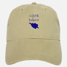 Romantic 100% Taken Baseball Baseball Cap