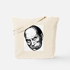 Benito Mussolini Tote Bag