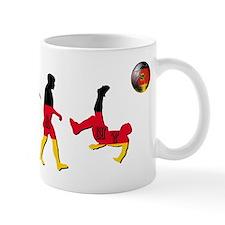 German Football Mug