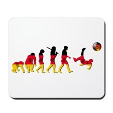 German Football Mousepad
