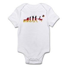 German Football Infant Bodysuit