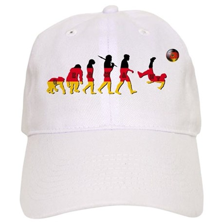German Football Cap