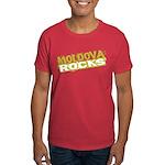 Moldova Rocks Dark T-Shirt