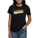 Moldova Rocks Women's Dark T-Shirt