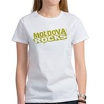 Moldova Rocks Women's T-Shirt