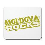 Moldova Rocks Mousepad