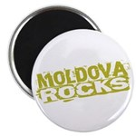 Moldova Rocks Magnet