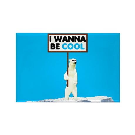 Cool Polar Bear Magnets
