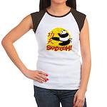 Skadoosh Women's Cap Sleeve T-Shirt
