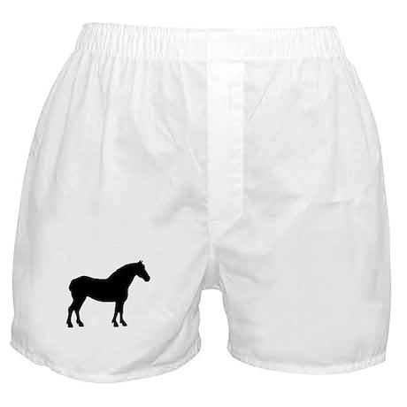 Draft Horse Boxer Shorts