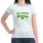 East Compton Clovers Jr. Ringer T-Shirt