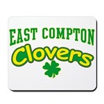 East Compton Clovers Mousepad