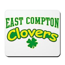 East Compton Clovers Mousepad