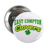"East Compton Clovers 2.25"" Button (100 pack)"