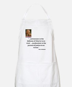 "Goldwater ""Extremism"" BBQ Apron"