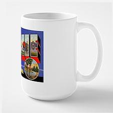Muncie Indiana Greetings Mug