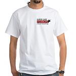 Rancho Carne Toros White T-Shirt