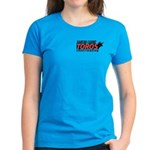 Rancho Carne Toros Women's Dark T-Shirt