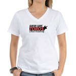 Rancho Carne Toros Women's V-Neck T-Shirt